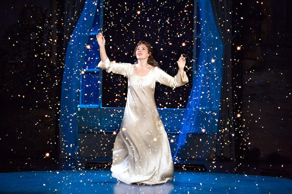 Wendy in Finding Neverland